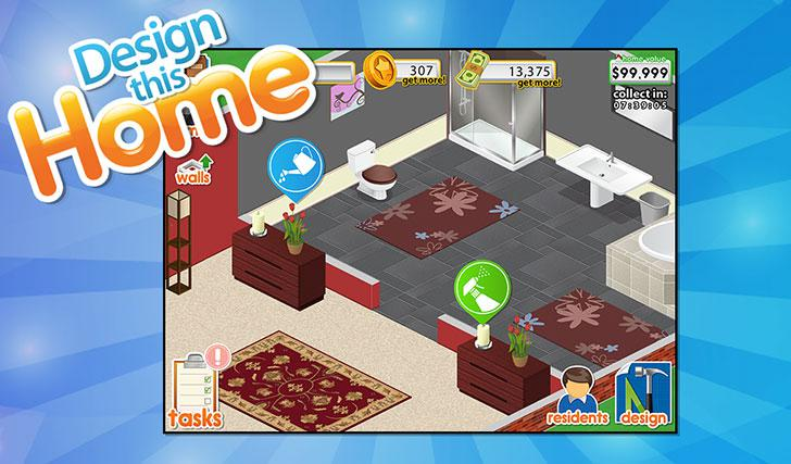 Design Home's screenshots