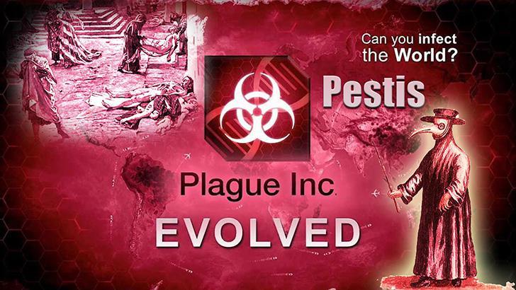 Plague Inc.'s screenshots