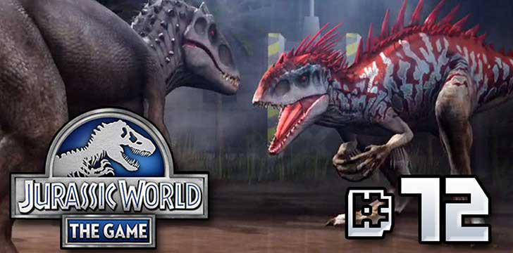 Jurassic World: The Game's screenshots