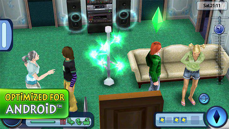 The Sims 3's screenshots