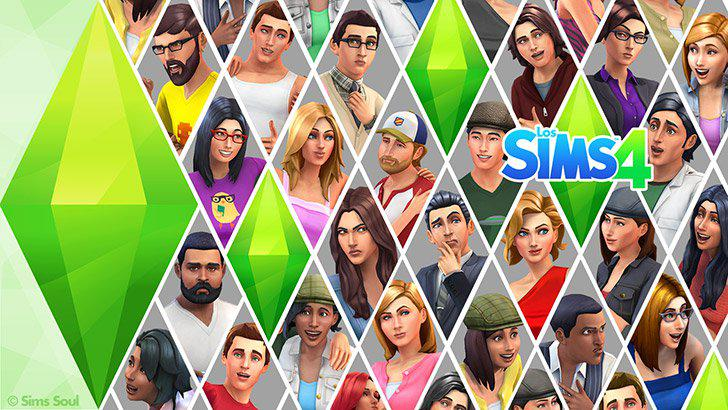 The Sims 4's screenshots
