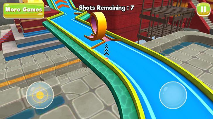 Mini Golf 3D City Stars Arcade's screenshots