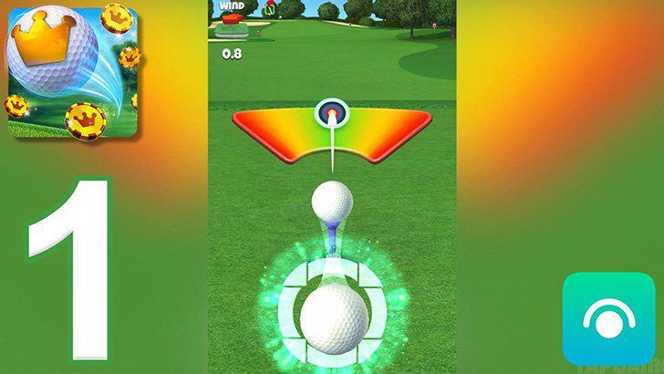 Golf Clash's screenshots