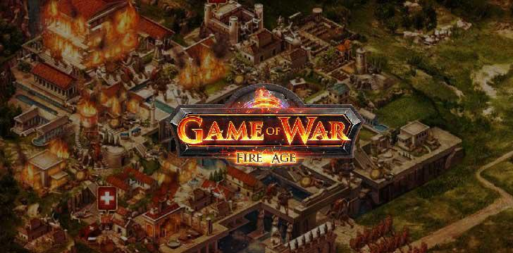 Game of War - Fire Age's screenshots