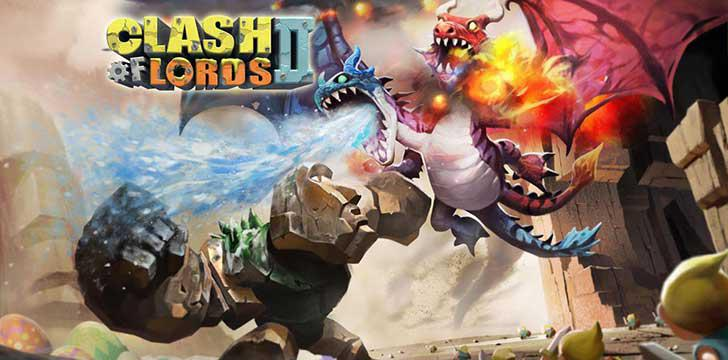Clash of Lords 2's screenshots