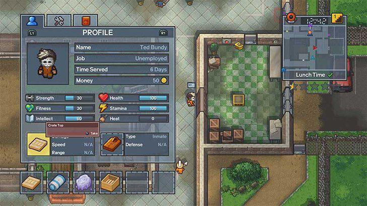 The Escapists's screenshots