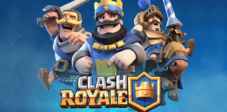 Clash Royale's screenshots